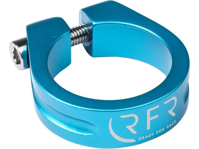 Cube RFR Sadelklemme, blue